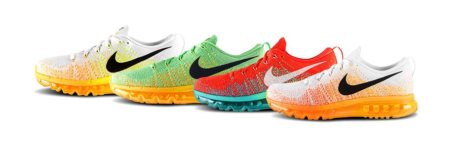 BMF Training: Nike Flyknit Air Max Nike Exclusive ...