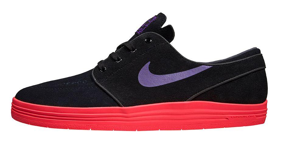 Nike Lunar Stefan Janoski 'Hyper Grape'