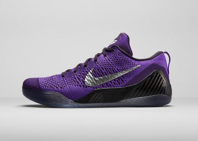 d27eca89ca5d Purple Rain Moonwalker  Nike Kobe 9 Elite Low Hyper Grape - Hardwood and  Hollywood