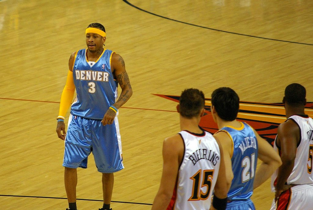The Complete History of Carmelo Anthony Part 3: The Allen ...