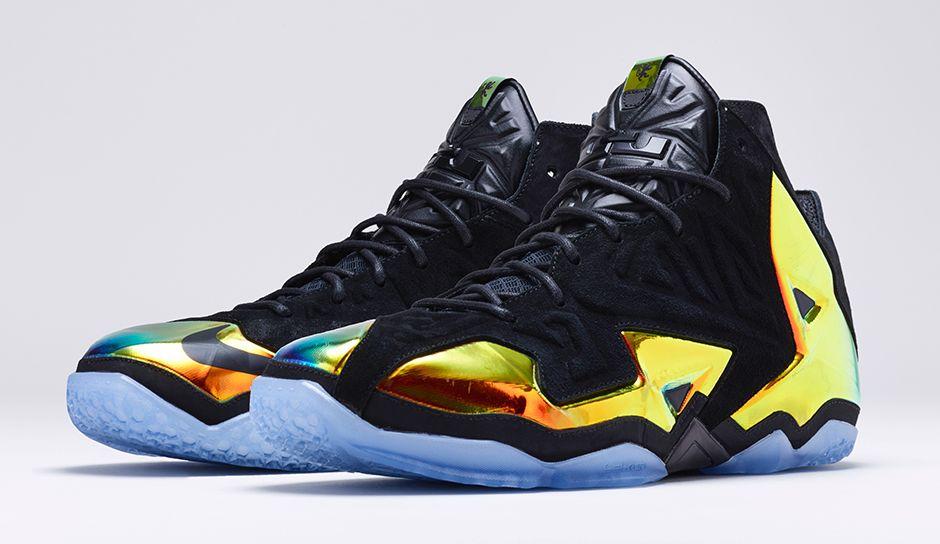best sneakers 05033 0534b nike lebron 11 hornet customnike air huarachenike shoes for cheaphigh end   940x789q80 940x445q80 940x544q80
