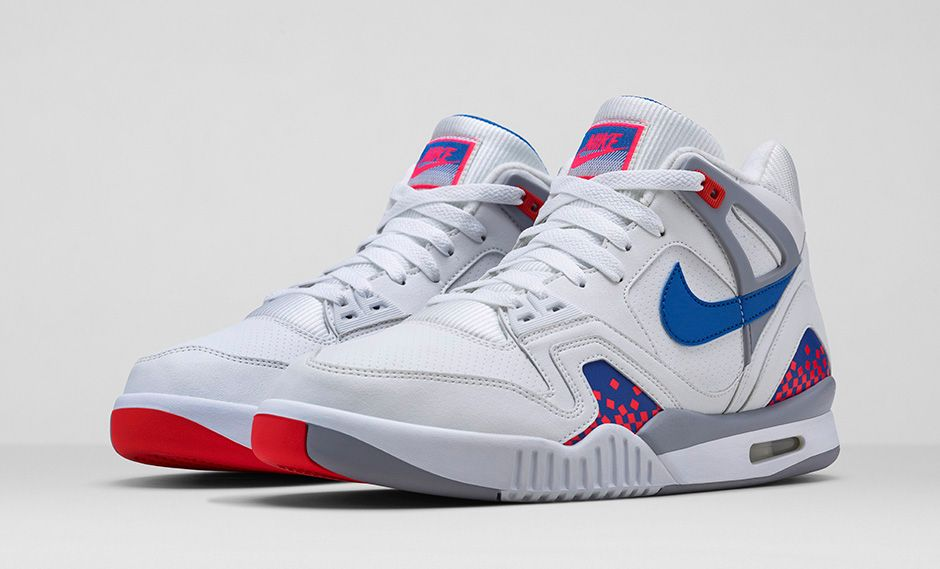 BMF Style  Nike Air Tech Challenge II  Ace  - Hardwood and Hollywood 22f0a9766b