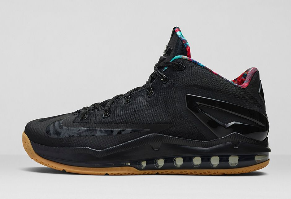 check out ad6d0 73056 GUM-shoes  Nike LeBron 11 Max Low  Gum  - Hardwood and Hollywood