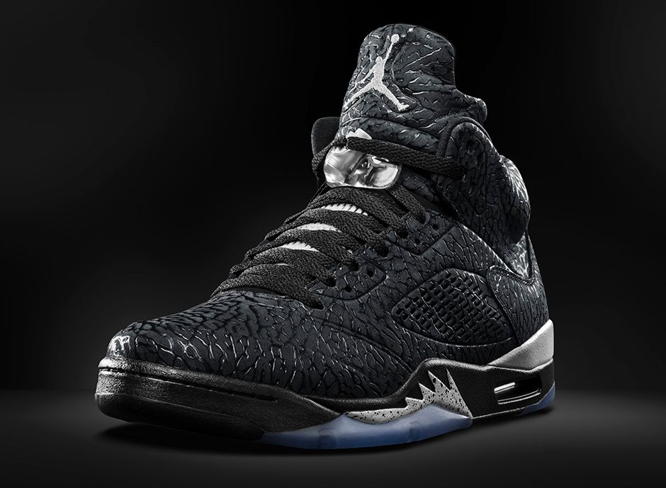 wholesale dealer f5bfe 2213c ... netherlands bmf style air jordan 3lab5 metallic silver hardwood and  hollywood f5ef7 fc12e