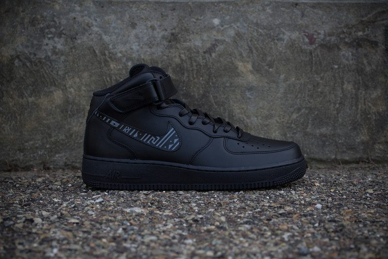 The Dets  Nike Air Force 1  Tribal  x Brush Footwear - Hardwood and ... eb27915e6