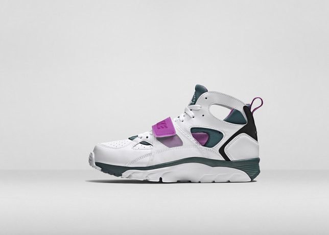 newest 62d79 e8082 BMF Retro: Nike Air Huarache Trainer - Hardwood and Hollywood