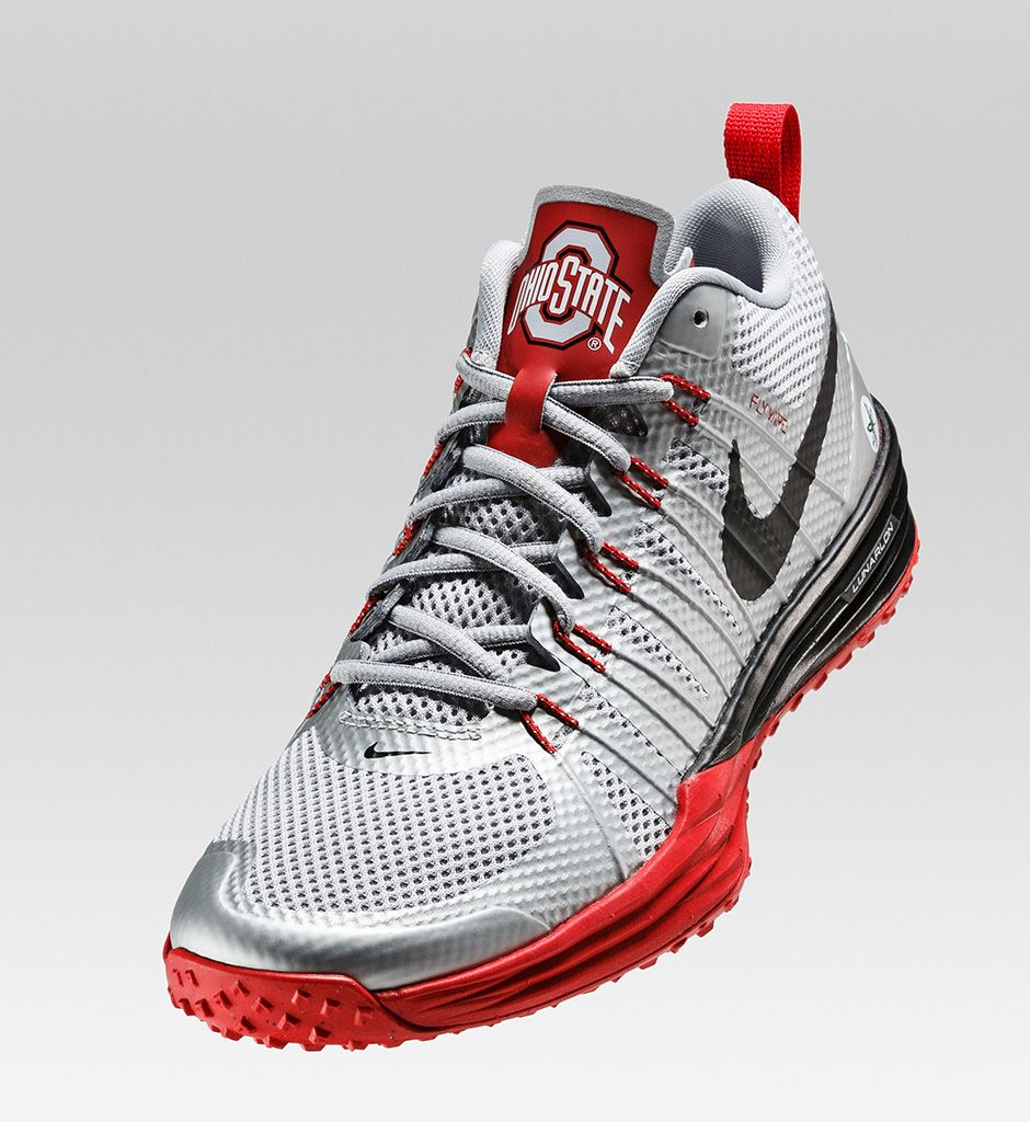the latest 5f5b1 afed7 BMF Training  Nike Lunar TR1 Week Zero  Ohio State Buckeyes
