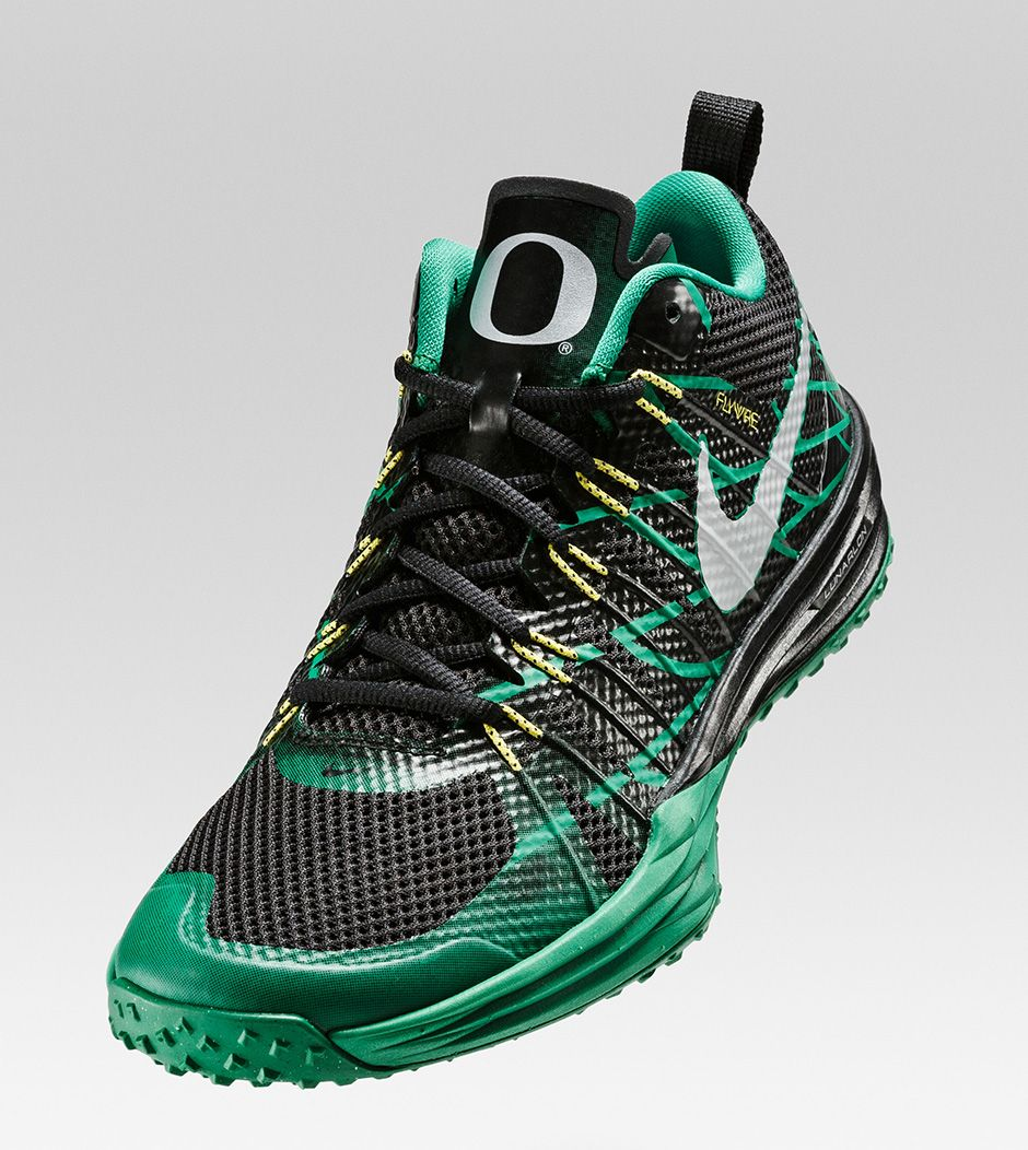 big sale b80db c4490 BMF Training  Nike Lunar TR1 Week Zero  Oregon Ducks