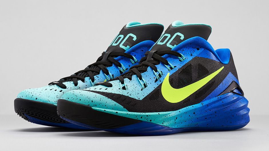 be4e0b173e6e The District  Nike Hyperdunk 2014 Low City DoC - Hardwood and Hollywood