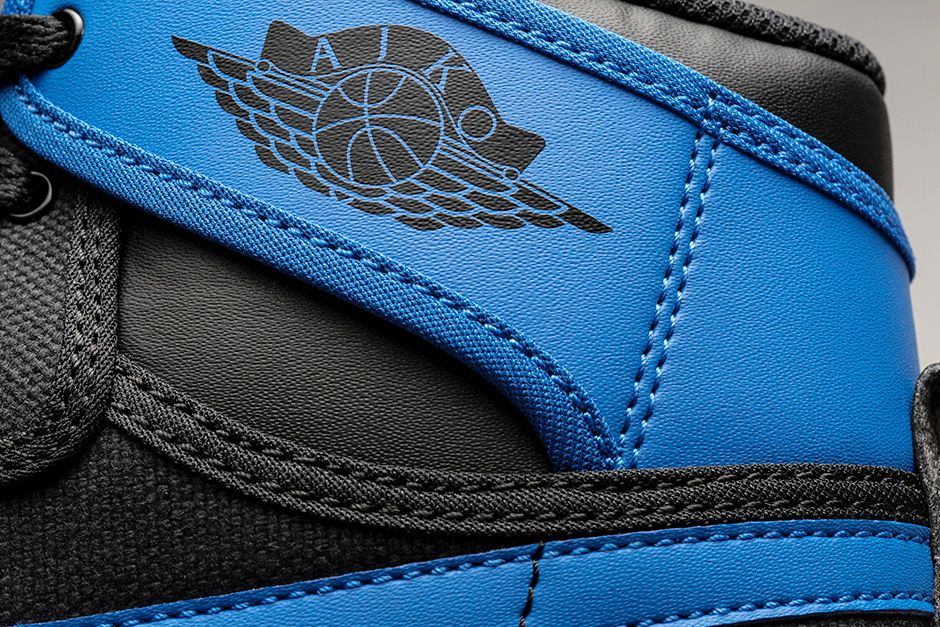 Blue' Jordan Bmf High 1 Hardwood And Og Ko 'sport StyleAir Retro oxeCBd