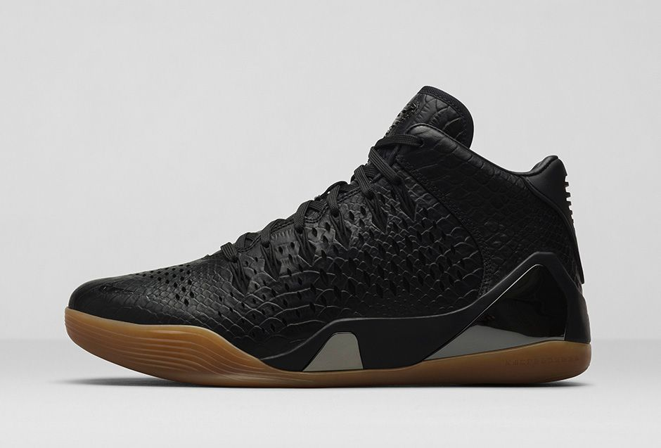 c9adc20a9c3e BMF Style  Nike Kobe 9 Mid EXT  Black Mamba  - Hardwood and Hollywood