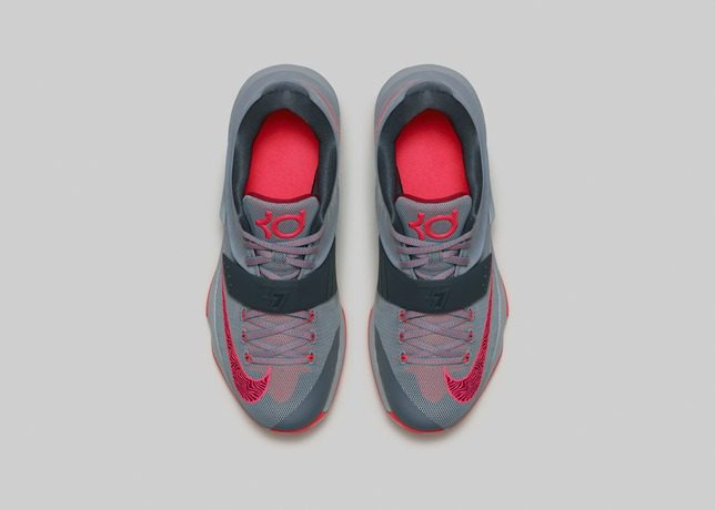 the latest b69b3 6b50c For A Grey Day  Nike KD7 Calm Before The Storm