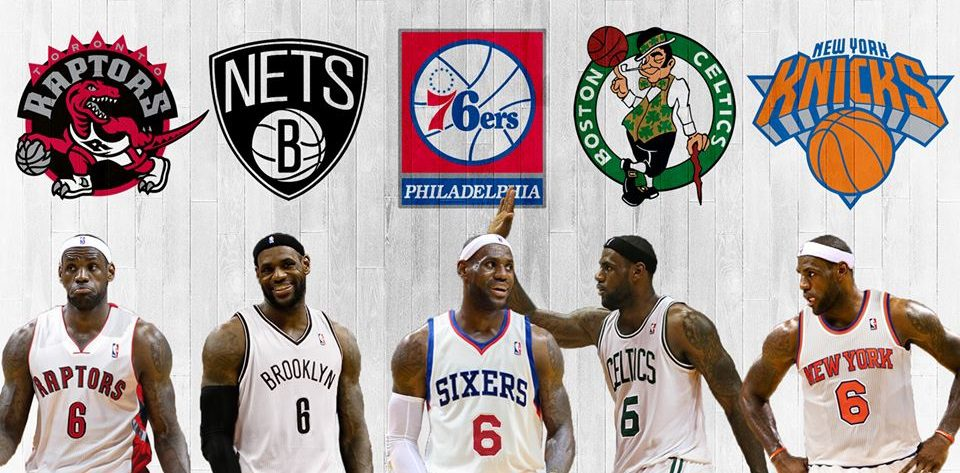 How Every NBA Team in the East Would