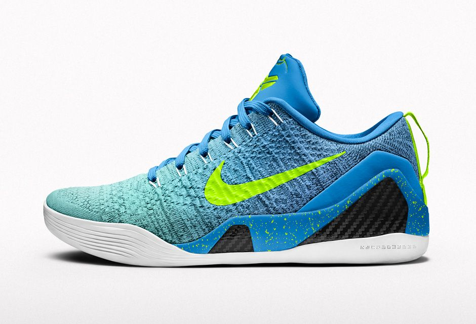 reputable site 1aa49 fe7ed Catch The Fade  Nike Kobe 9 Elite Low iD