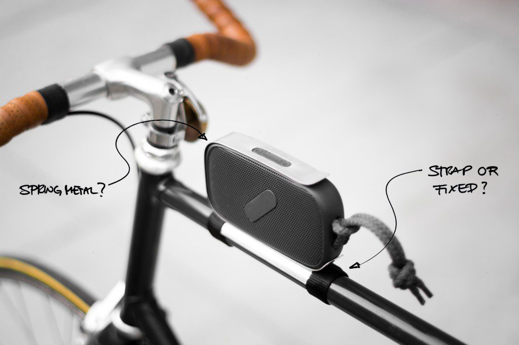 NudeAudio Super-M Bike Mount