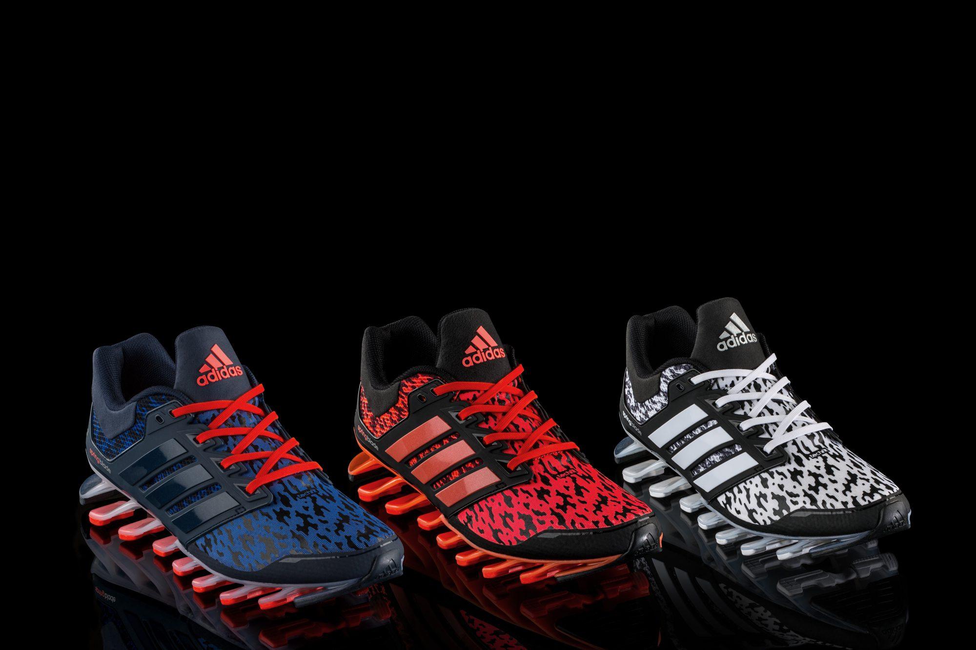nouveaux styles 7a314 127cc denmark adidas springblade explosive 799c0 573bd