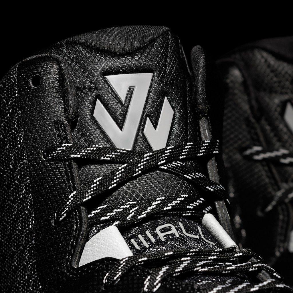 J Wall 1 Black, Detail 2, (C76587), Square