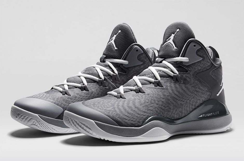 bf59af3fb38 BMF Hoops: Jordan Super.Fly 3 'Wolf Grey' - Hardwood and Hollywood