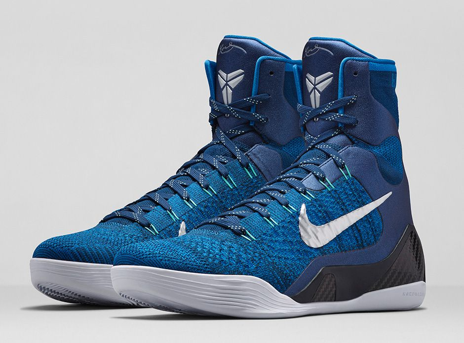 8bfebe0d3a61 ... shoes blue black 02e8d 2c7ab  amazon bmf hoops nike kobe 9 elite brave  blue hardwood and hollywood ffbad 624dc