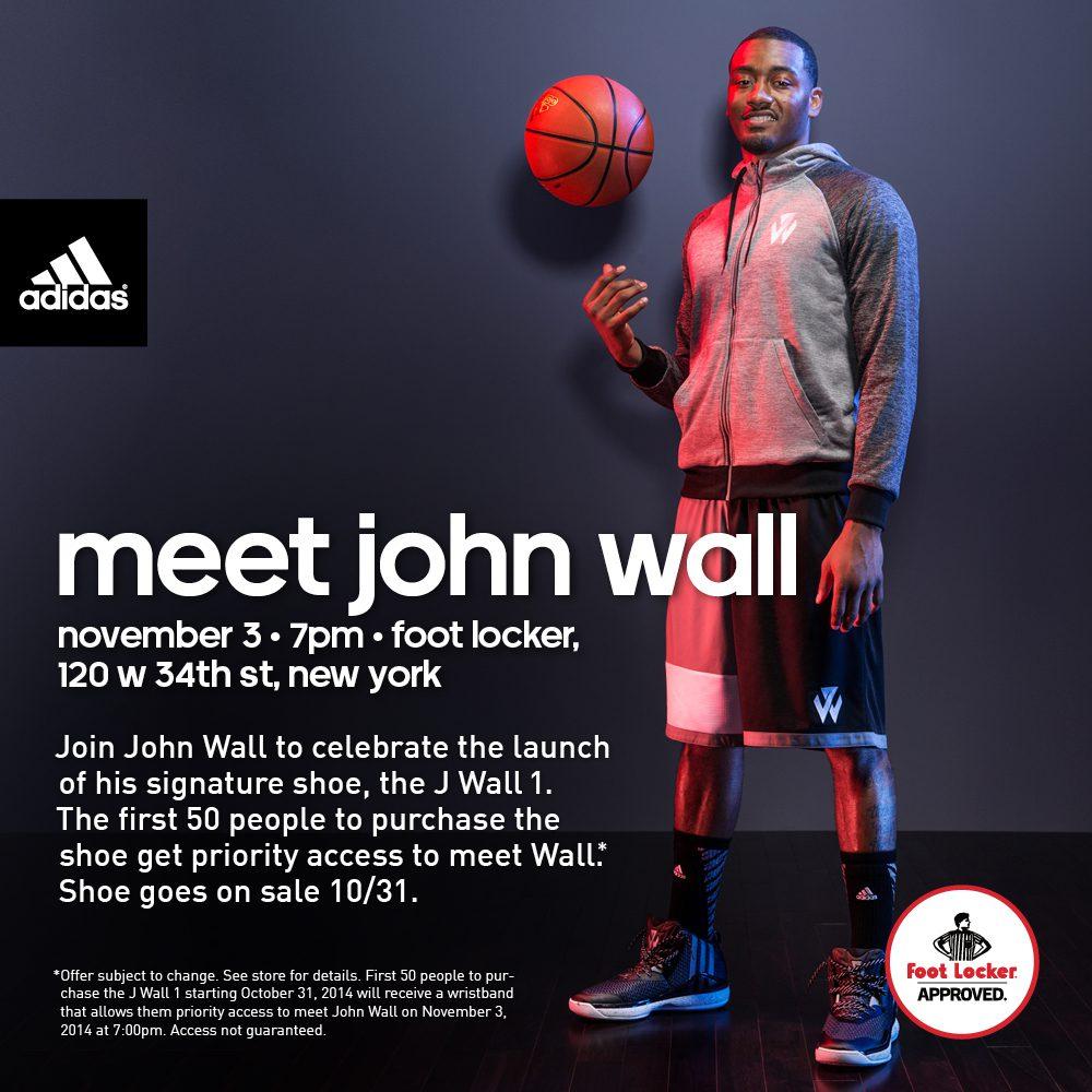 John Wall NYC Flyer