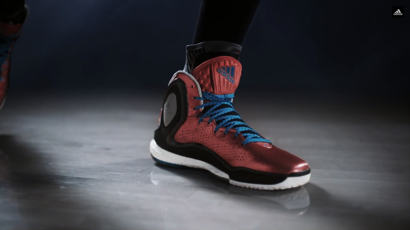e1faea9dd1d BMF Hoops  adidas D Rose 5 Boost Unveiled in Video
