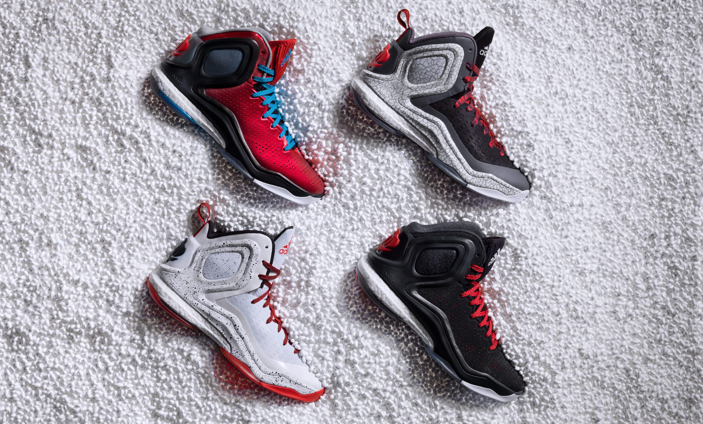 adidas d rose 5 weight