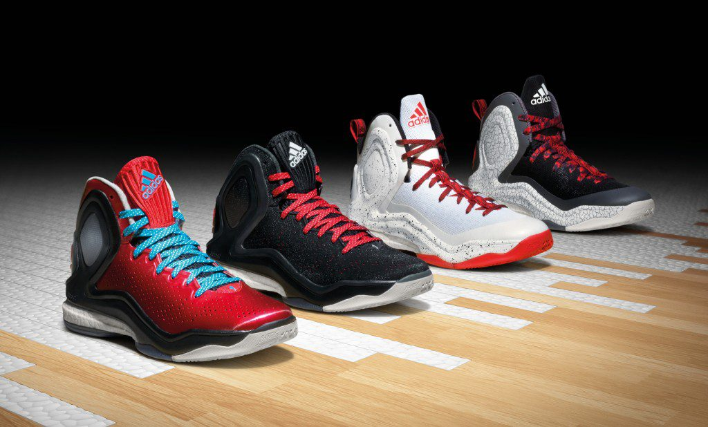 adidas D Rose 5 Boost Group, 5