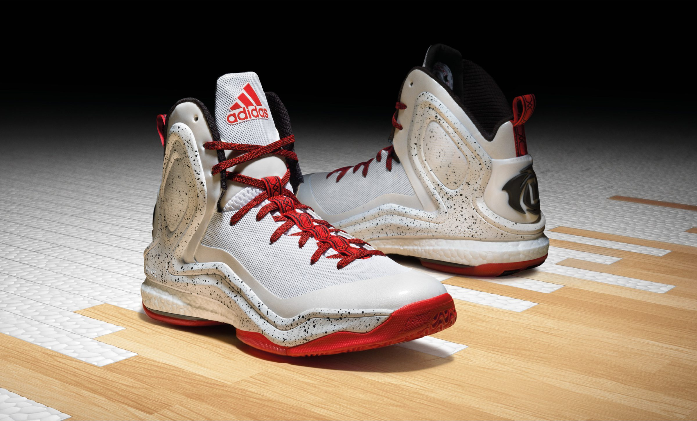 370c03c94801 BMF Hoops Debut  adidas D Rose Boost  Home  - Hardwood and Hollywood