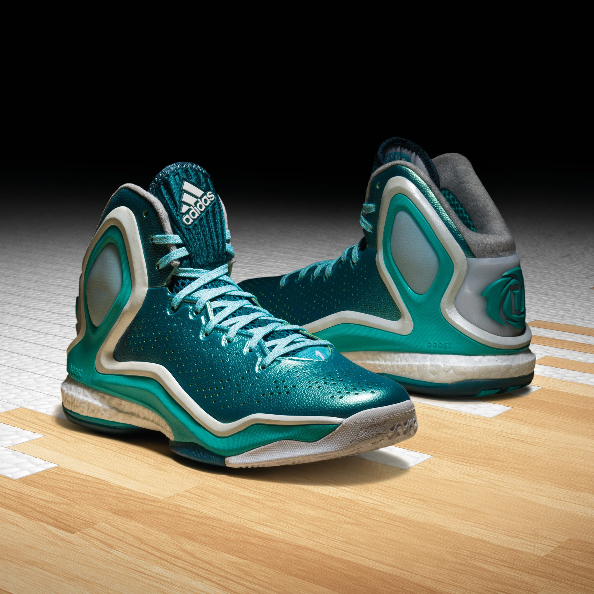 adidas d rose 5 boost fit
