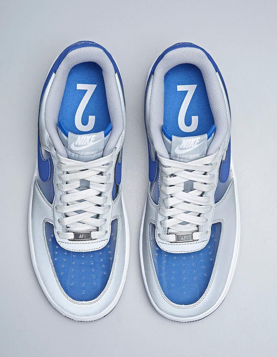 sneakers for cheap 67e75 88f8d BMF Hoops: Nike Air Force 1 CMFT Kyrie Irving 'Duke ...
