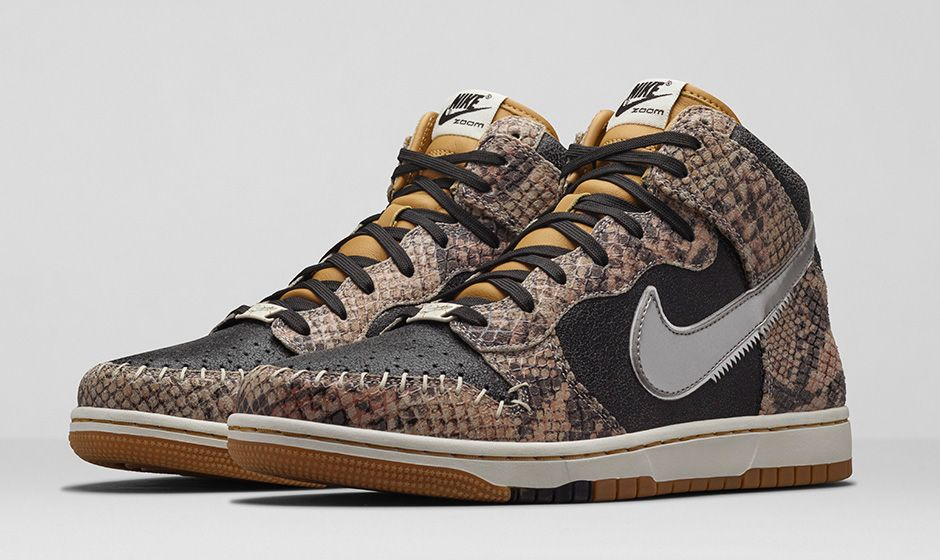 BMF Style: Nike Dunk CMFT Premium 'Crocodile Dundee' - Hardwood and  Hollywood