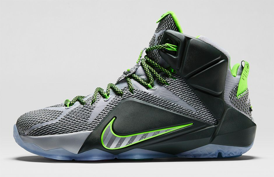 more photos 3d065 7480c BMF Hoops  Nike LeBron 12  Dunk Force