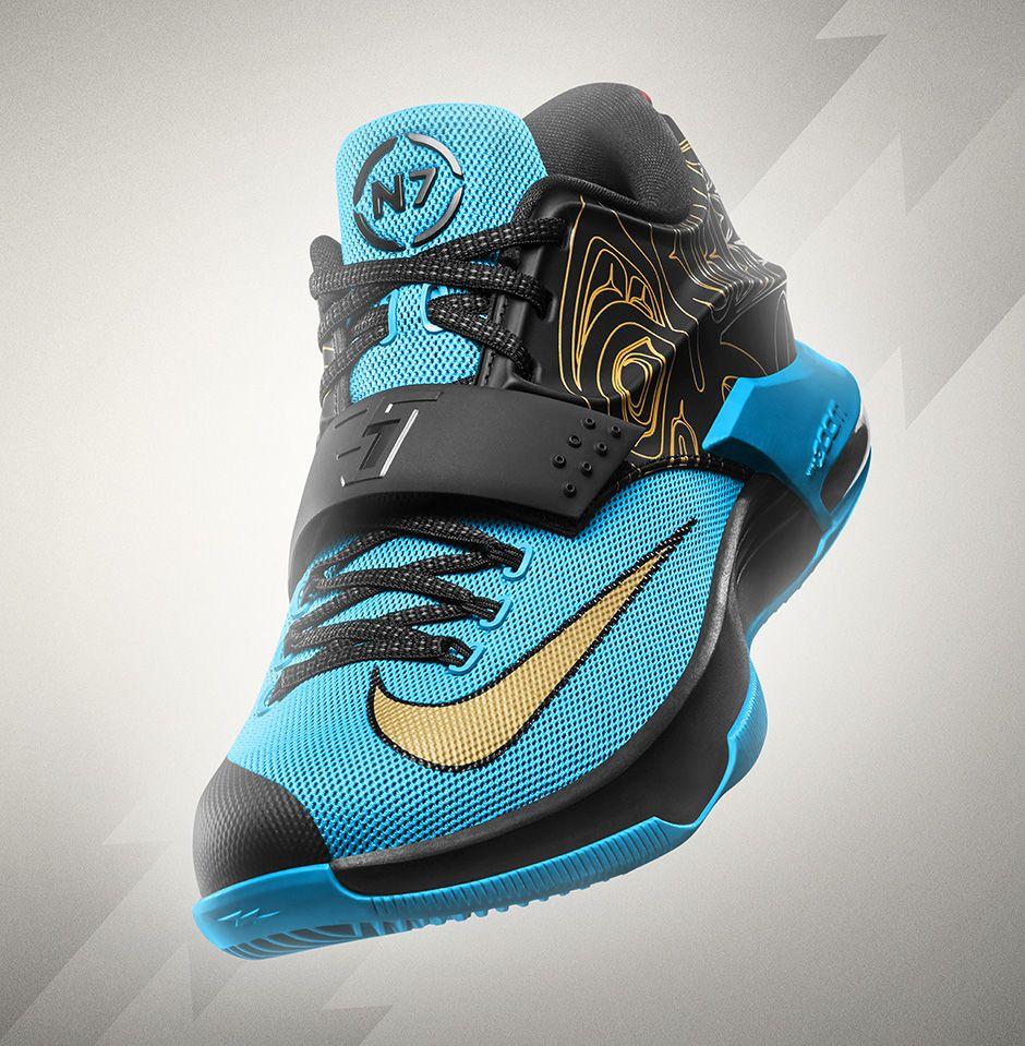 brand new 9bf23 c1db3 BMF Style  Nike KD7 N7   Nike Free Inneva Woven N7