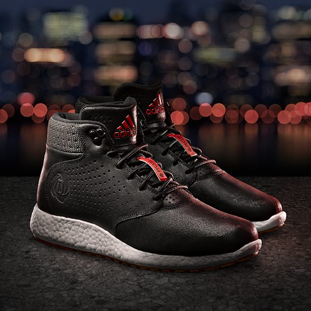 Mens Adidas Derrick D Rose Lakeshore Shoes Casual Sneakers Lifestyle  Size 13