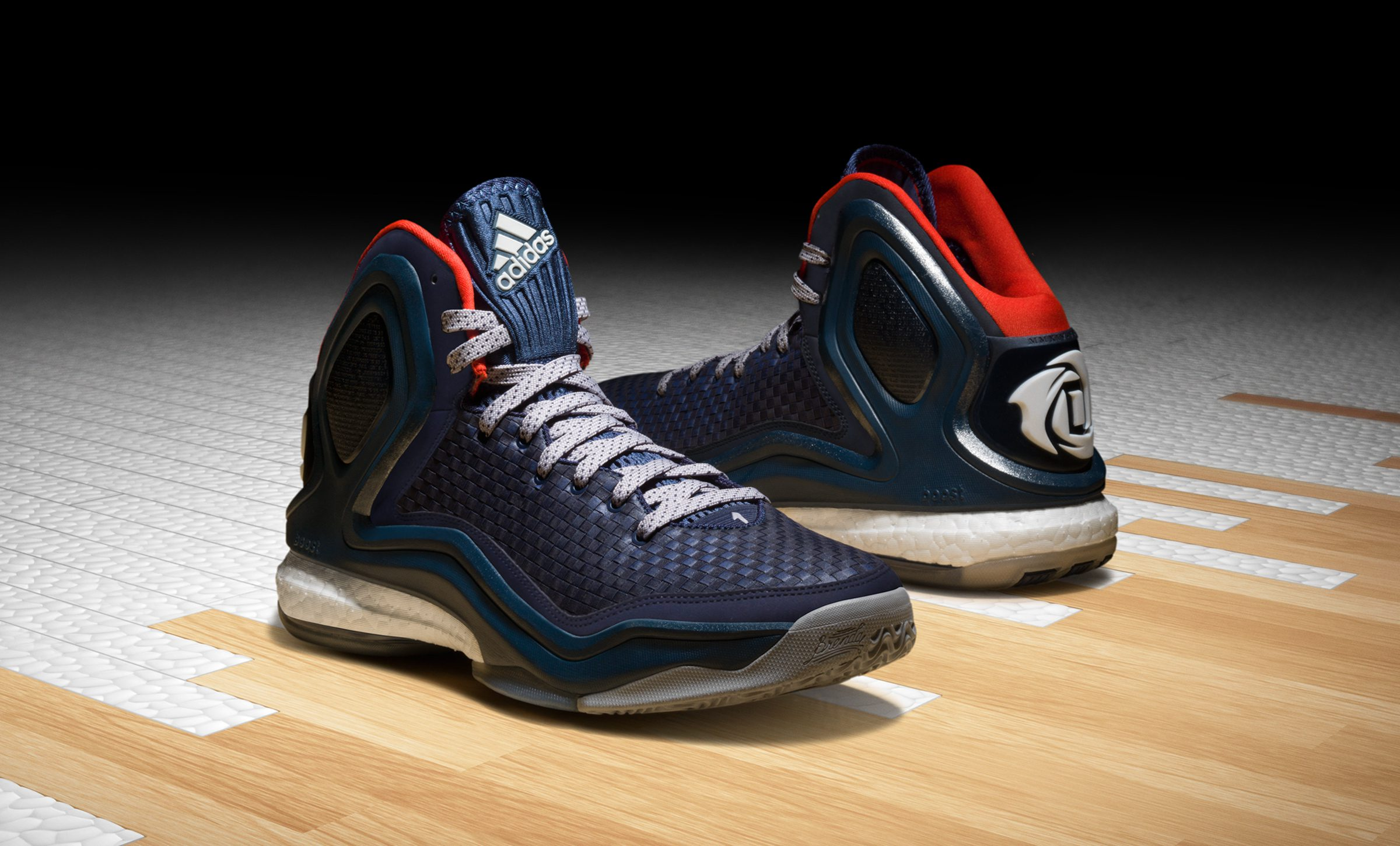 adidas D Rose 5, Woven Blues, C76547, 1