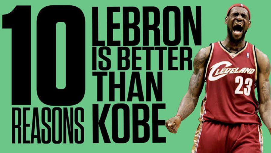 Kobe vs. LeBron   10 Reasons Why LeBron James is Better