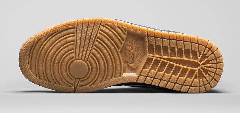 Nike Air Jordan 1 Retro Enfermedad De Las Encías Hi Og Negro CIMFD