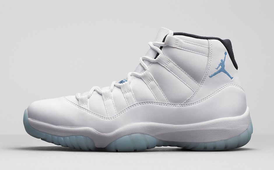 BMF Hoops: Air Jordan 11 Retro 'Legend Blue' Collection