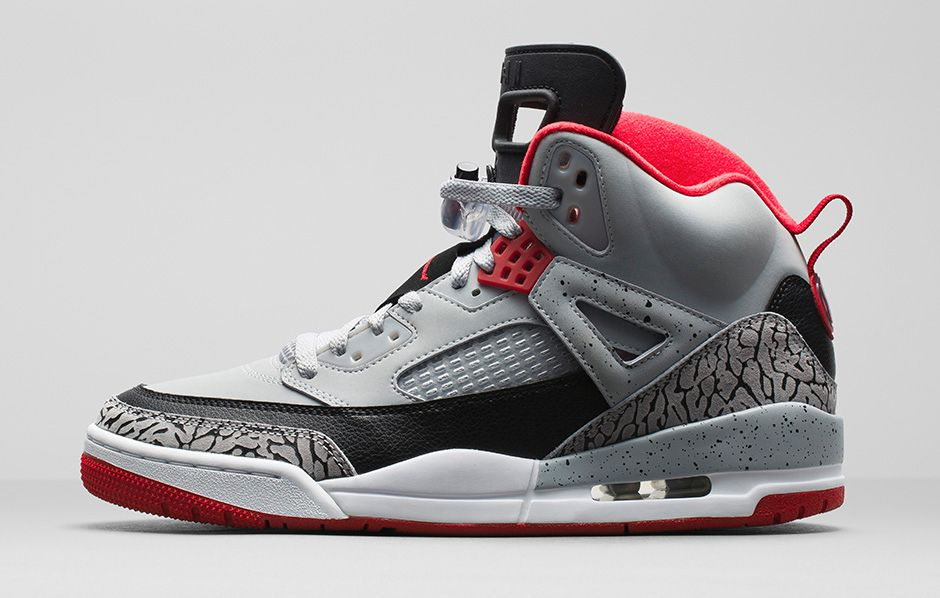 89f1483955f4 The Dets  Jordan Spizike  Wolf Grey  - Hardwood and Hollywood