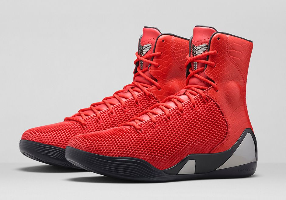 best website da803 2da6b BMF Style  Nike Kobe 9 KRM EXT  Red Viper