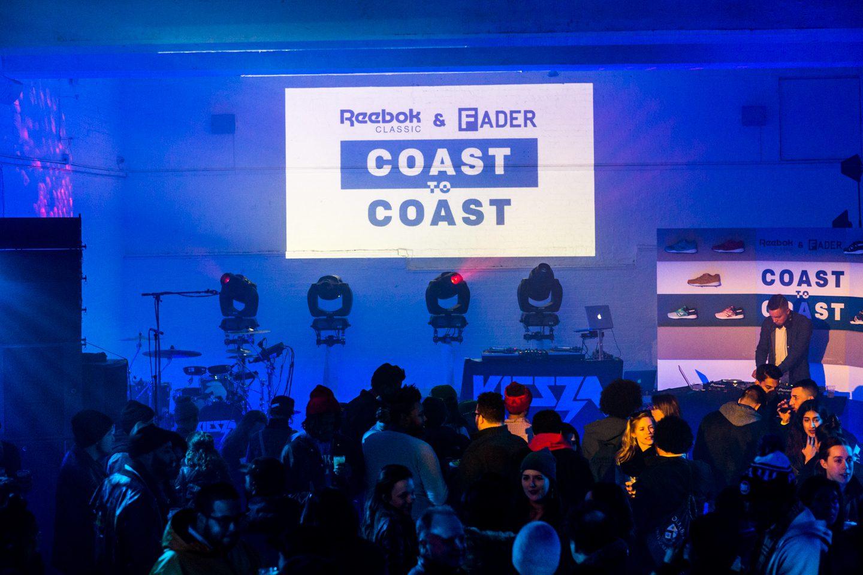 Turnschuhe 2018 zur Freigabe auswählen Leistungssportbekleidung Reebok Classic Celebrates The Ventilator with The FADER's ...