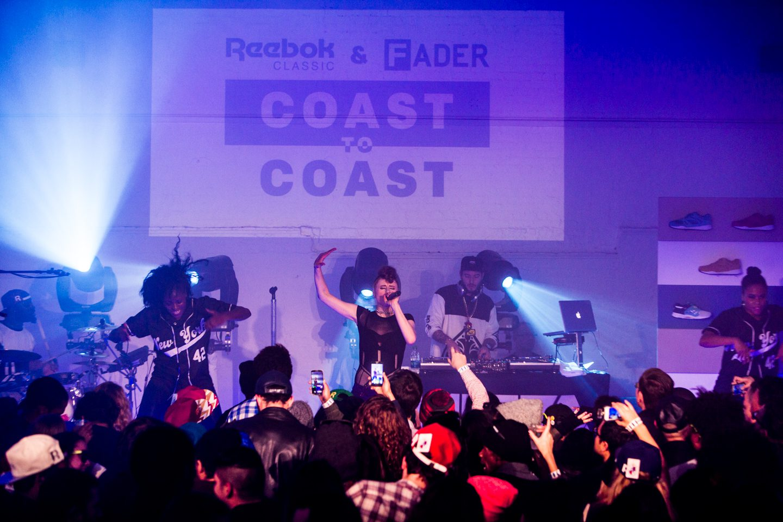 Reebok x Fader Coast to Coast 2