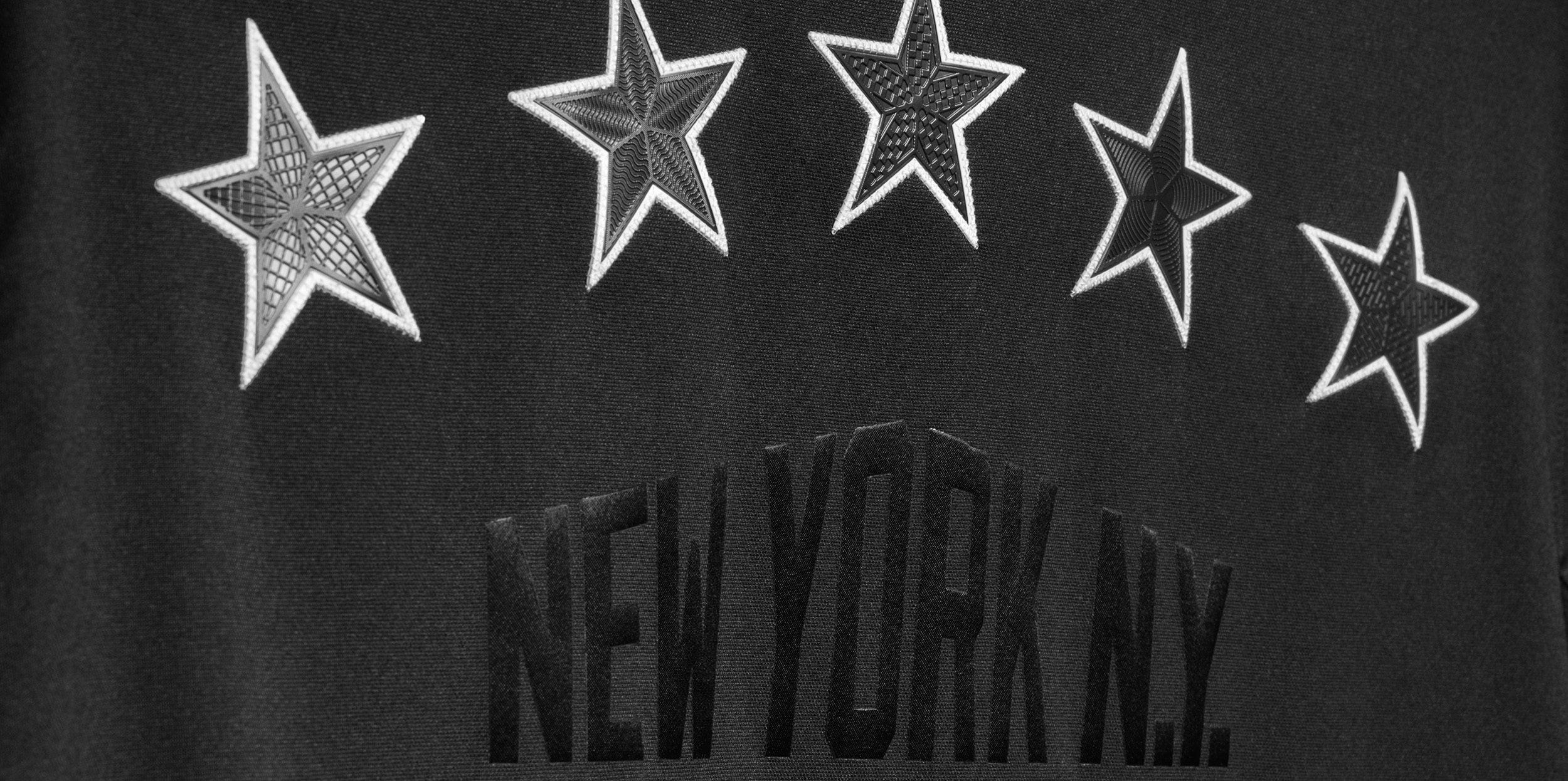adidas NBA All-Star 2015 Jacket Back, H