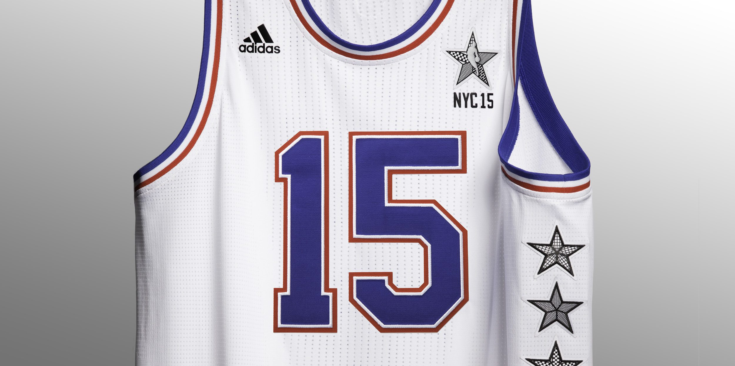 adidas NBA All-Star East Jersey 2, H