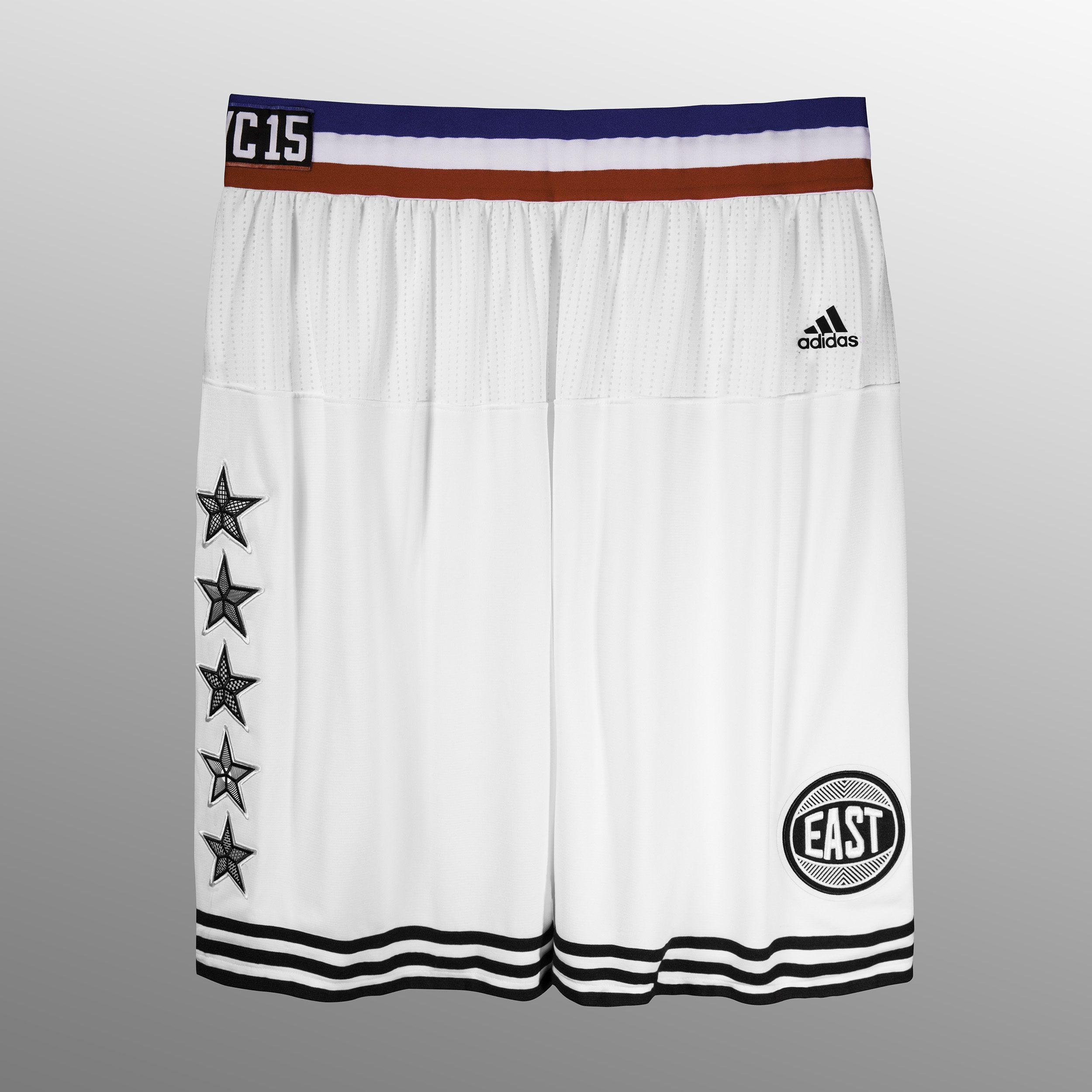 adidas NBA All-Star East Short, Sq