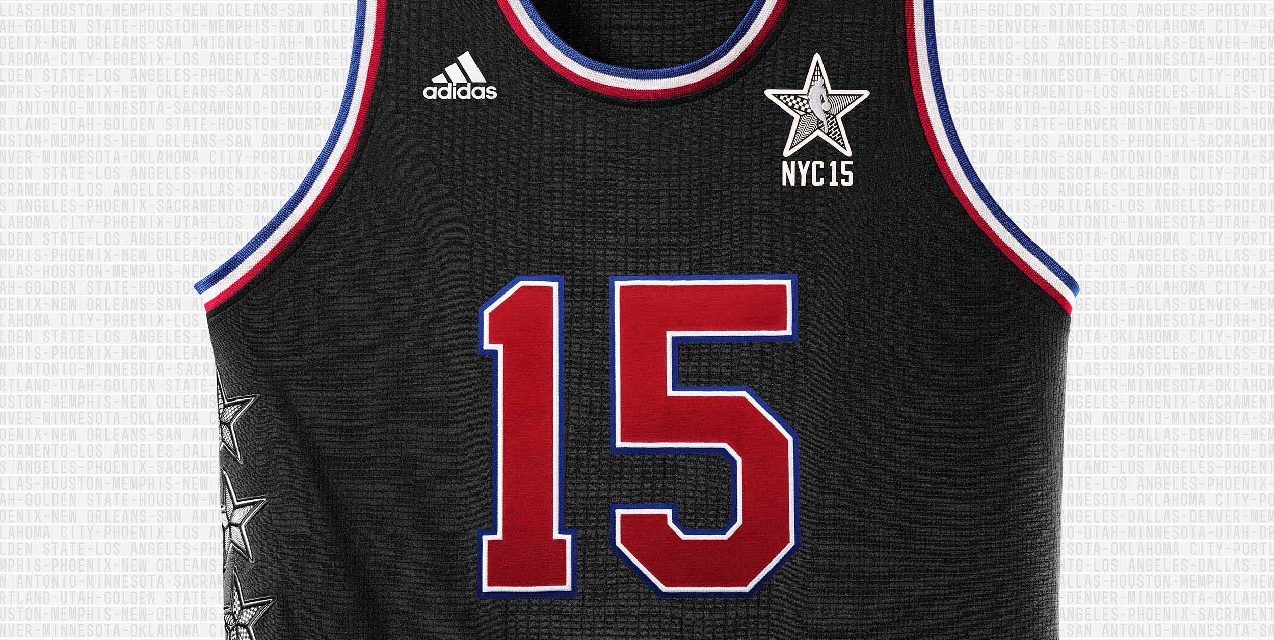 adidas NBA All-Star Jersey West 45c3c6eb0