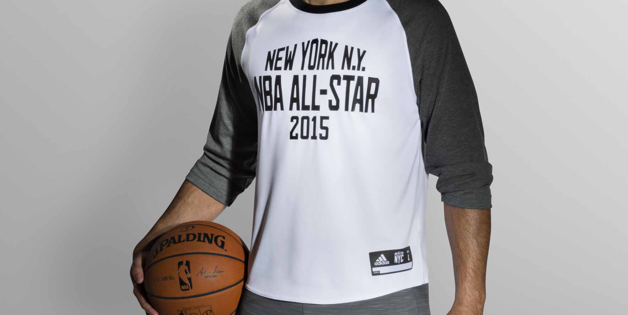 adidas NBA All-Star Shooting Shirt, H