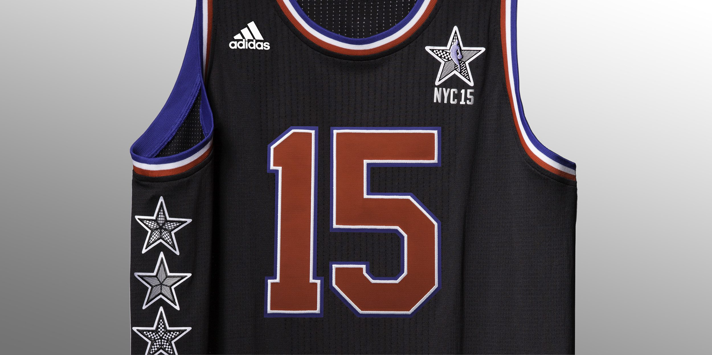 adidas NBA All-Star West Jersey 2, H