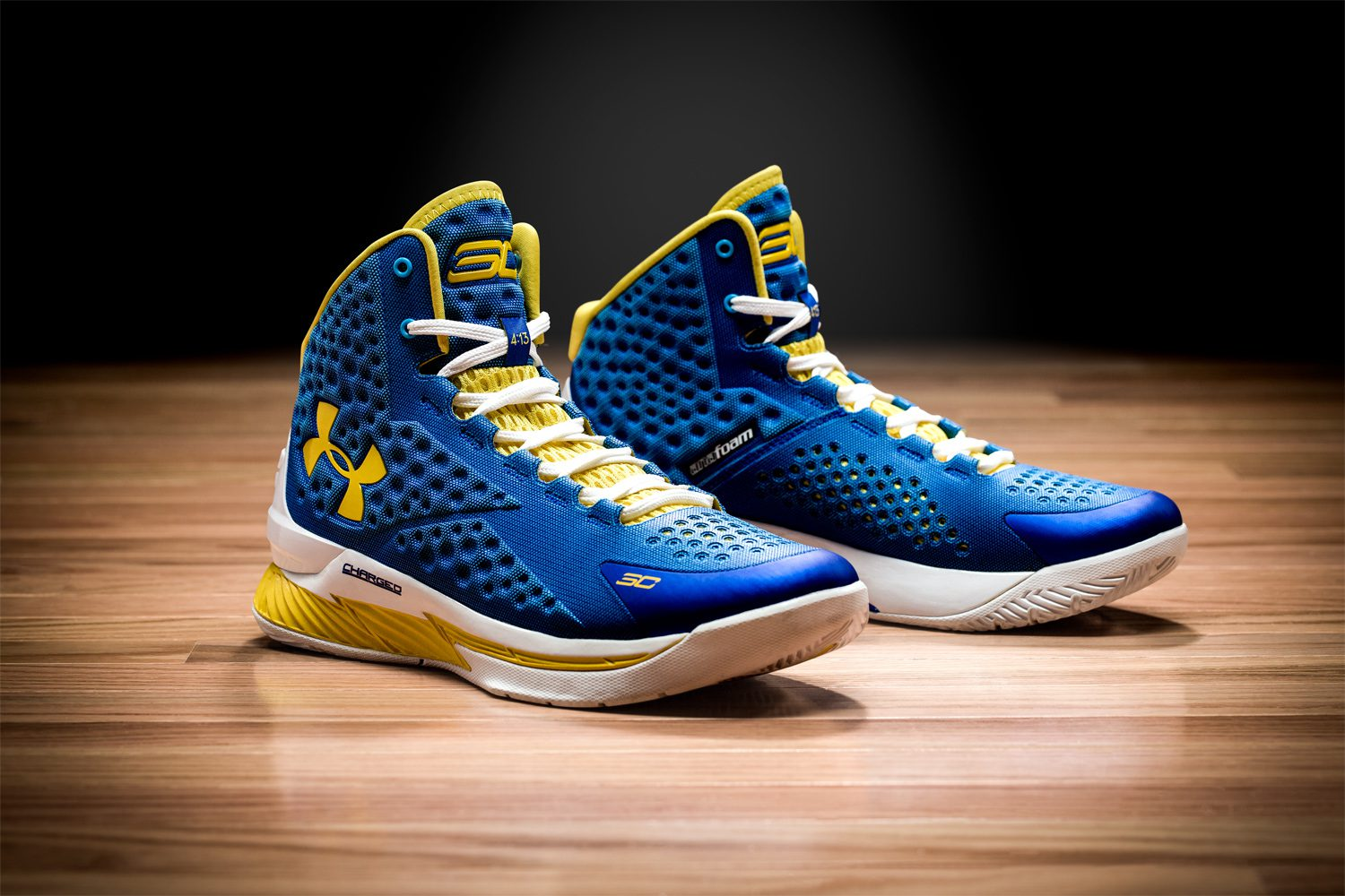 Curry One_Home