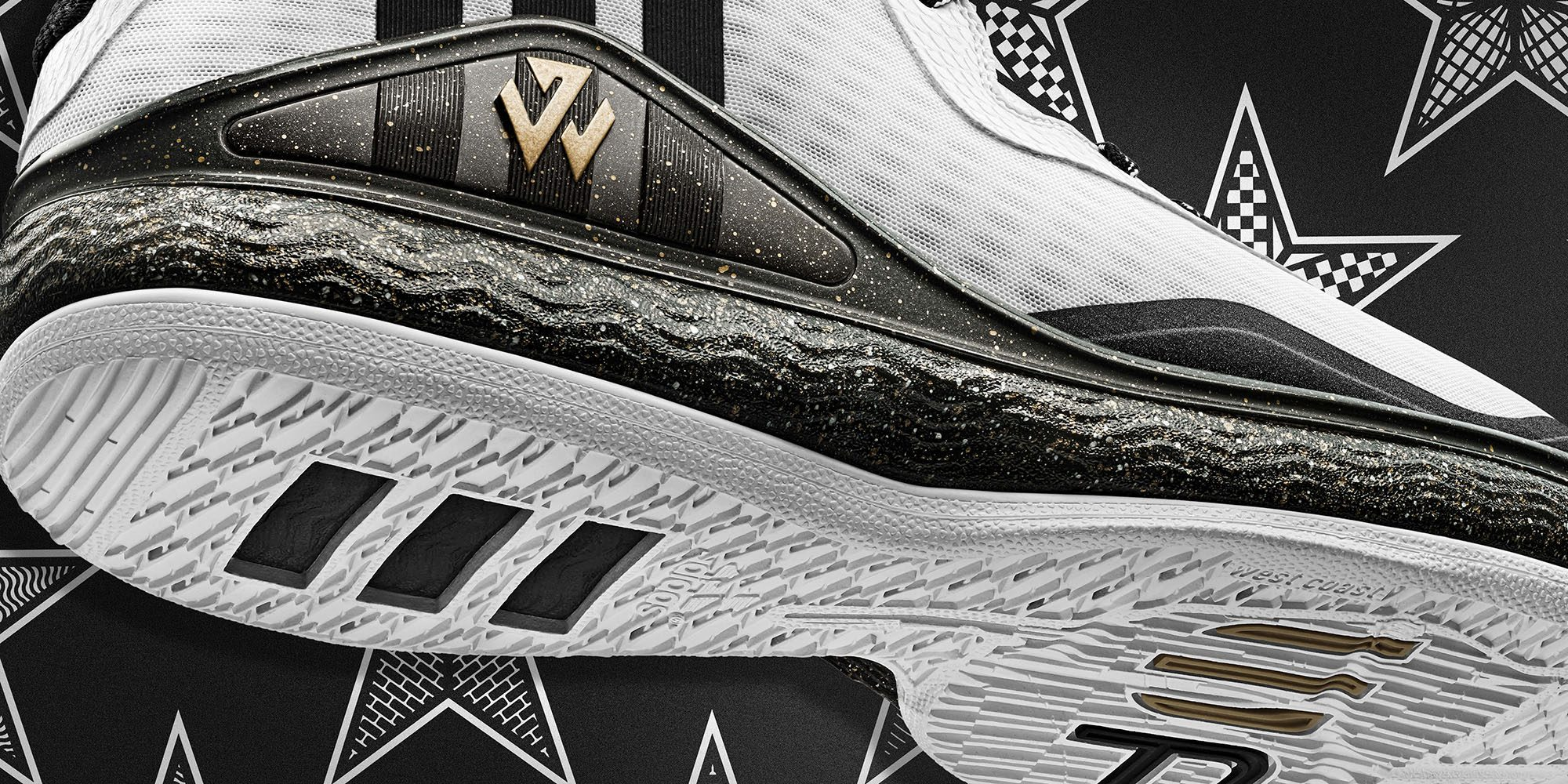 adidas J Wall 1 All-Star edition (S84020) Detail 3 H